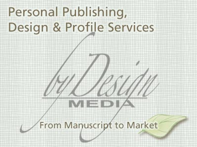 Design, Publishing and Profile services in Uxbridge Ontario, ByDesign Media and Diane Roblin Lee