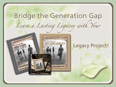 The Legacy Project in Uxbridge Ontario by Diane Roblin-Lee and ByDesign media