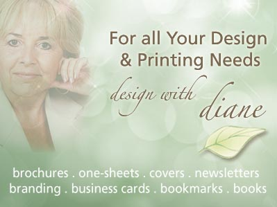 Graphic Design, Marketing Materials by Diane Roblin Lee, in Uxbridge Ontario