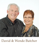 David and Wende Butcher
