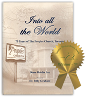 Award Winning Book - Into All the World