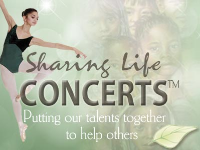 Sharing Life Concerts